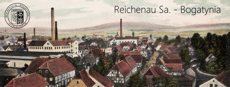 Reichenau Sa. - Bogatynia na starych zdjęciach i pocztówkach